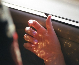 light, hand, and photography image
