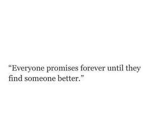 quotes, forever, and promise image