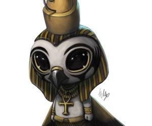 egypt and horus image