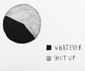 whatever, shut up, and quote image