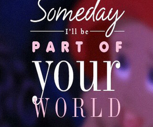 someday and world image
