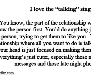 love and talking image