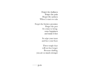 quote, poem, and life image