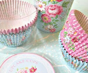 pastel, cupcake wrapper, and greengate image