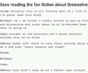 funny, lol, and fan fiction image
