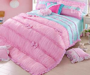 bedding, cute, and fashion image