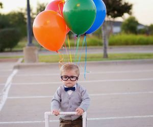 baby, up, and Halloween image