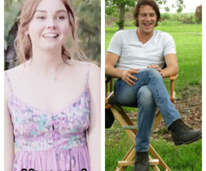 boy girl, nicholas sparks, and the best of me image