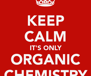 calm, chemistry, and failed image