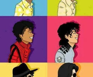 michael jackson, mj, and michael image