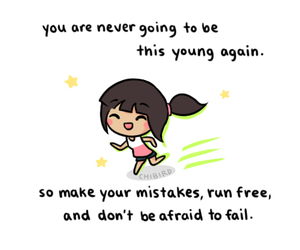 chibird, young, and free image