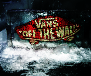 vans and ice image