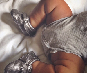 awww, baby shoes, and baby image