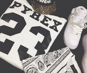 swag, pyrex, and nike image