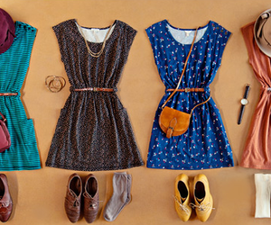 dress, shoes, and outfit image