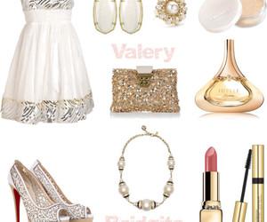 beautiful, bracelet, and bridesmaid image