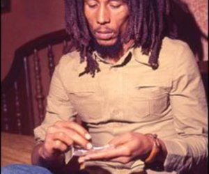 bob marley, dreadlocks, and dreads image