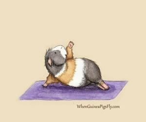 art and guinea pig image