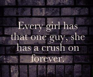 crush, love, and girl image