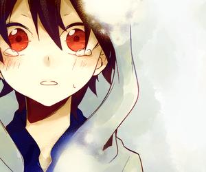 kagerou project, anime boy, and seto image