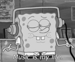 the music is my life image