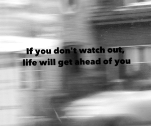 quote, vintage, and black-and-grey image