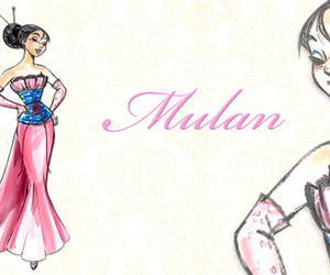 mulan and princess image
