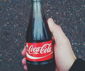 coca-cola, hipster, and drink image