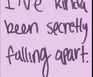 quote and falling apart image