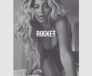 my life, rocket, and queen bey image