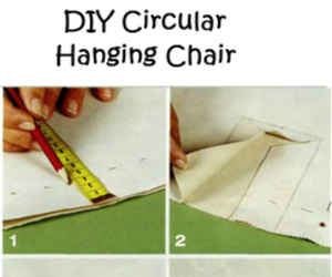 chair, diy, and crafts image