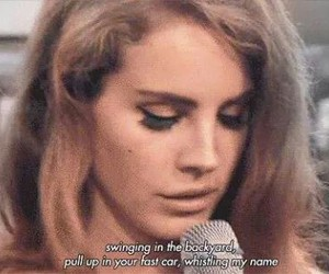 lana del rey, video games, and music image