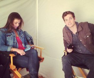 daniel sharman, The Originals, and danielle campbell image