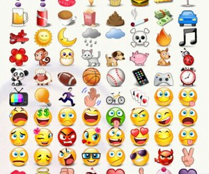 *.*, viber, and in love with emoticons image