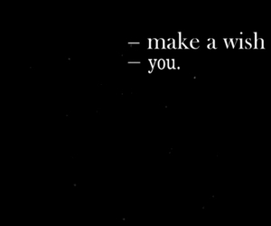 wish, love, and you image