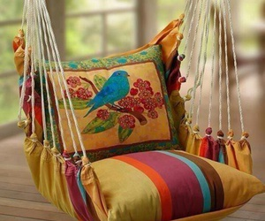 swing and chair image