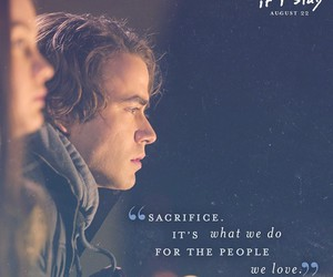 if i stay, quote, and adam image