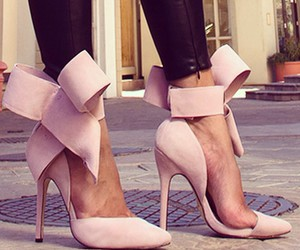 beautiful, heel, and fashion image