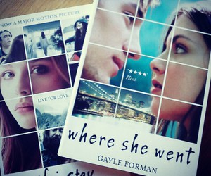 books, i, and if i stay image