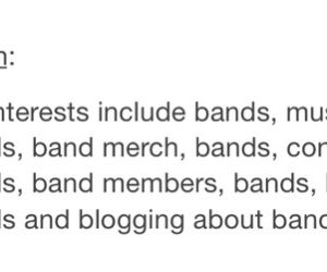 bands, band members, and music image