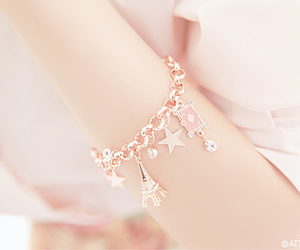 accessories, bracelets, and girls image