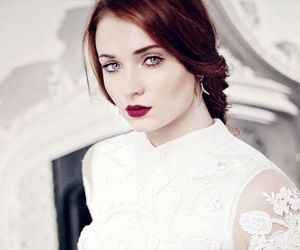 actress, beautiful, and sophie turner image