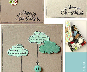 diy, christmas, and cute image