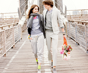 couple, Teen Vogue, and love image