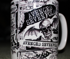 a7x, avenged sevenfold, and cup image