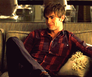 Chace Crawford, gossip girl, and nate archibald image