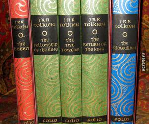 hobbit, winter nights, and jrr tolkien image