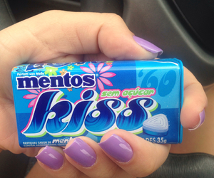 candy, mentos, and sweet image