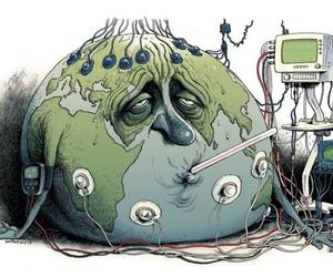 danger, world, and vegetarism image
