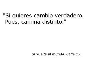 cancion, calle 13, and cita image